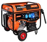 Бензиновый генератор PATRIOT Max Power SRGE 6500E