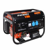 Бензиновый генератор PATRIOT GP 3510E