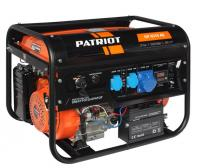 Бензиновый генератор PATRIOT GP 6510AE