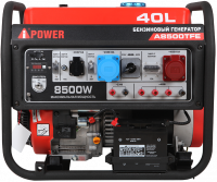 Бензиновый генератор A-iPower A8500TFE