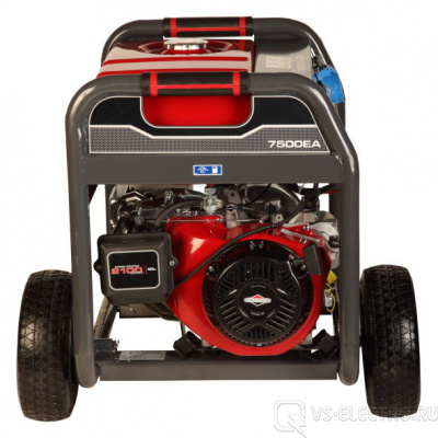 Бензиновый генератор Briggs&Stratton Elite 7500 EA