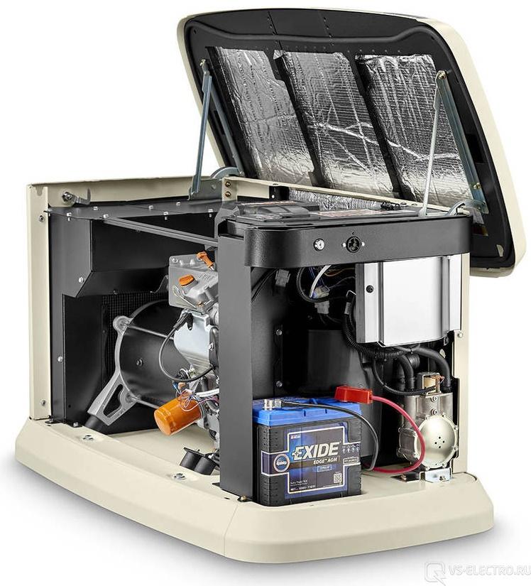 постоянный газовый электрогенератор фото ниже